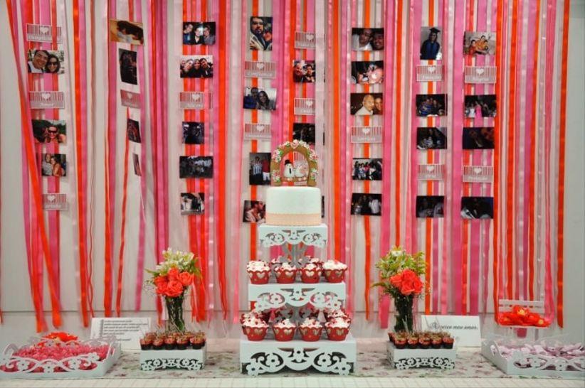 decoracao festa noivado:Dicas para a festa de noivado