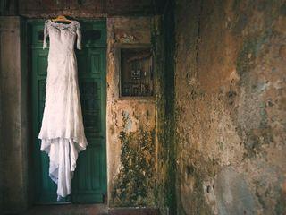 Vender, doar ou guardar o vestido de noiva?