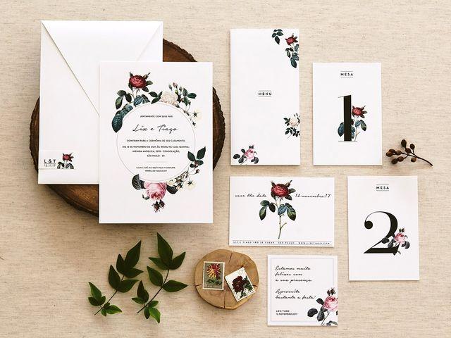 Dúvidas e detalhes sobre o convite de casamento