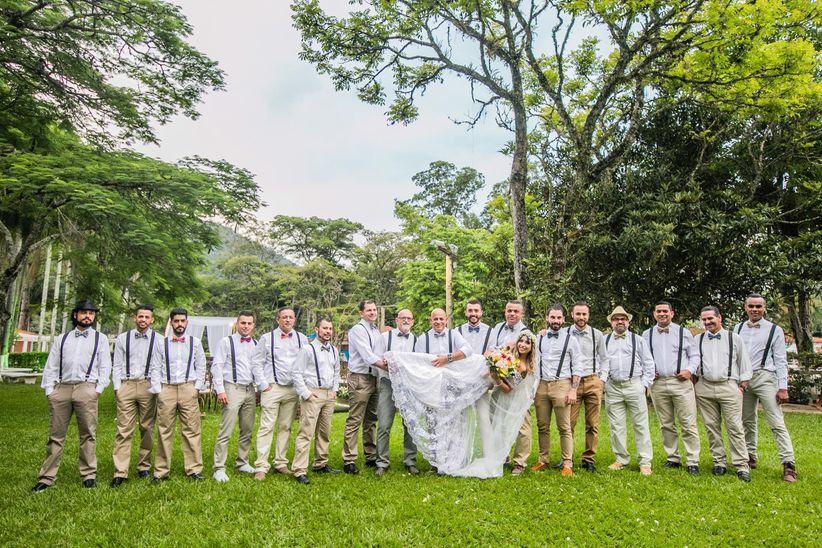 bb378909f Qual a quantidade ideal de padrinhos para seu casamento