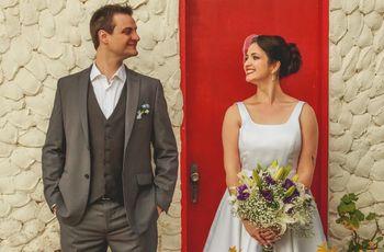 Noivo na organização do casamento