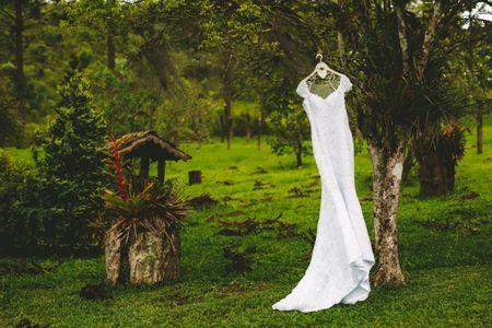 Quando come�ar a procurar pelo vestido de noiva?