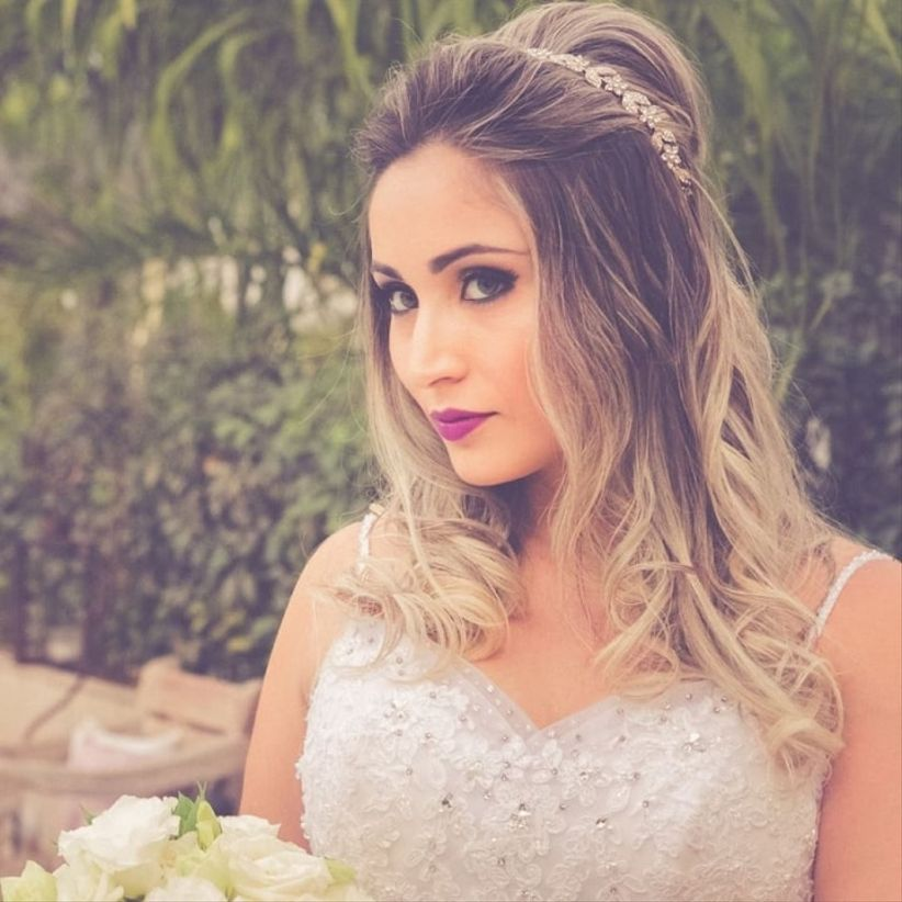Dia da Noiva Paula Santana