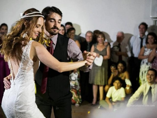 Cuidando do cabelo dos noivos