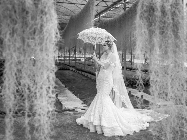 Vestidos de noiva no estilo sereia