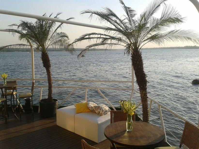 Casa de Festas Flutuante Laguna