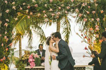 4 Lugares perfeitos para um Destination Wedding no Brasil