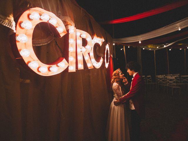 Casamento circense: saibam o que é essencial para o tema