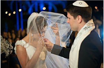 Tudo o que você precisa saber de um casamento judaico