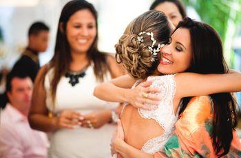 Frases para parabenizar os noivos