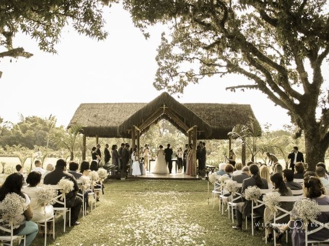 Tips para organizar os convidados na cerimônia