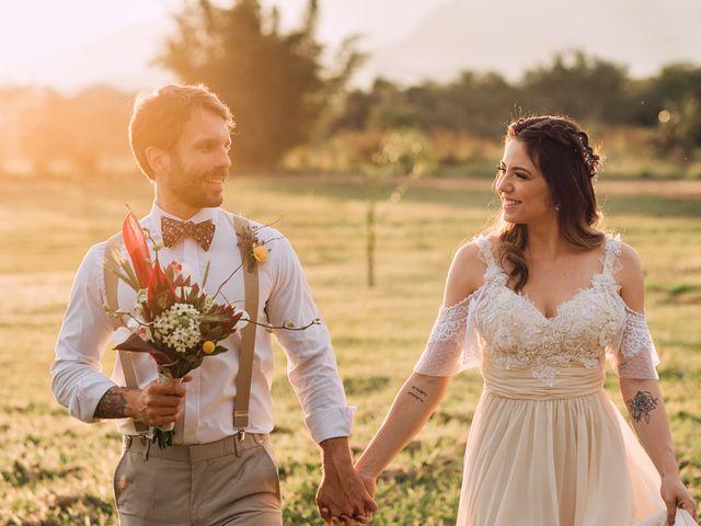 Inspiração para um autêntico casamento boho chic: 55 belas imagens