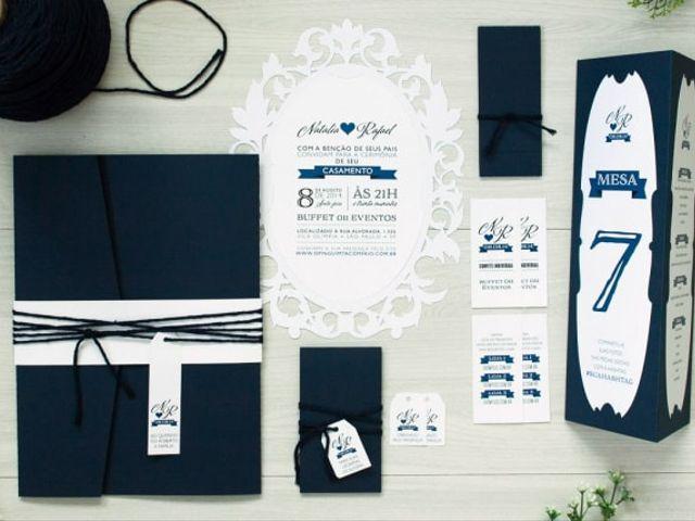 Convites de casamento navy: inspirem-se
