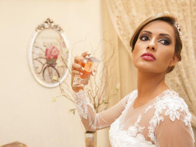 Dicas para que o seu perfume dure em todo o casamento