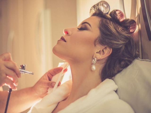 Você já ouviu falar da técnica de maquiagem airbrush?