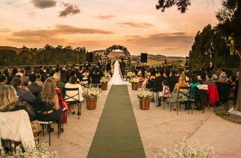 Dicas para fotos impecáveis dos noivos ao entardecer