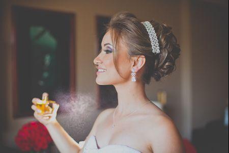 Como escolher o perfume para o casamento