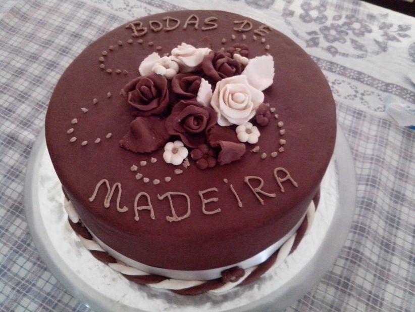 Bodas De Madeira Cinco Anos De Casados
