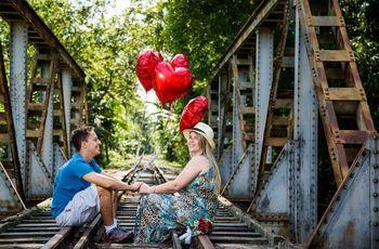 3 ideias para celebrar o primeiro aniversário de casamento