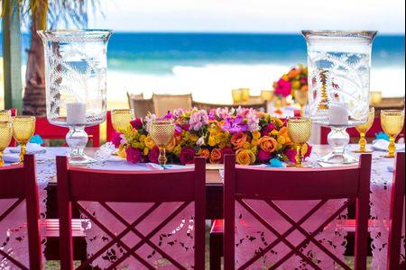 6 ideias para o buffet do seu casamento