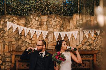 Amantes da cerveja: 3 ideias para um casamento temático