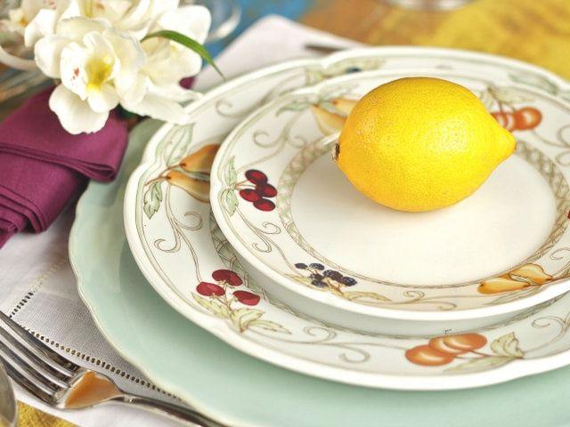 Louças para casamento, porcelana ou descartáveis?