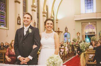 10 Dúvidas mais frequentes nos casamentos católicos