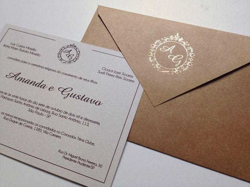 Papel Convite