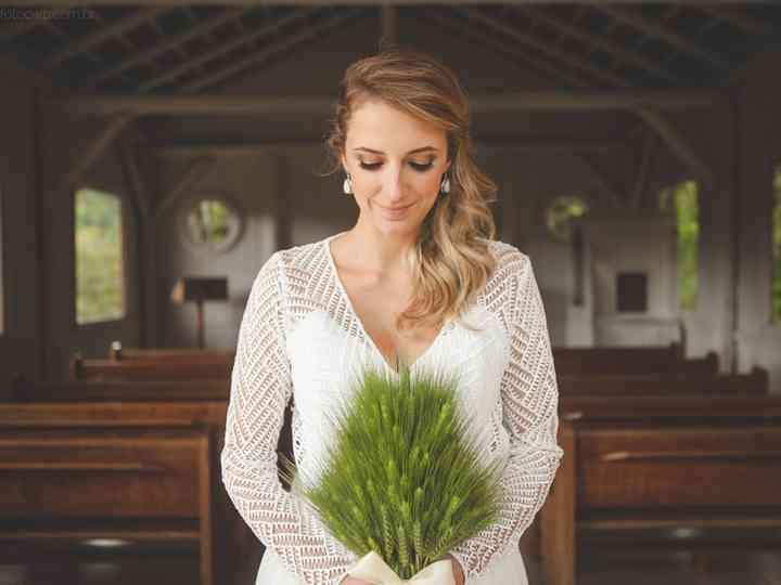 4 Ideias para buquês de noiva sem flores