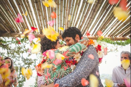 As cores e os seus significados no seu casamento