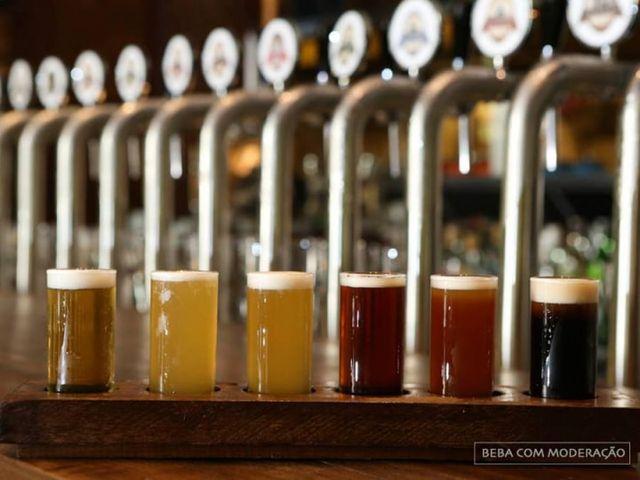 Bar de cervejas artesanais: originalidade e elegância para os cervejeiros