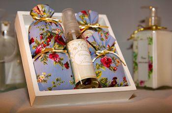 Ideias de lembrancinhas de casamento perfumadas