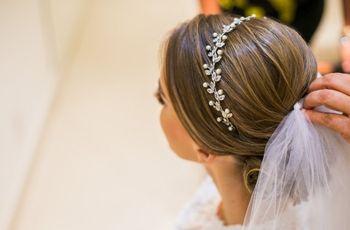 Tiaras: tudo o que uma noiva deve saber para usá-las