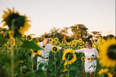Ideias para usar girassóis no casamento: é a chegada da primavera!