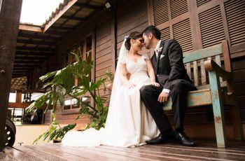 Agenda de tarefas a uma semana do casamento