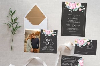 O que escrever no convite do casamento