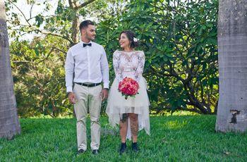 Tudo o que precisa saber para celebrar seu casamento em uma fazenda