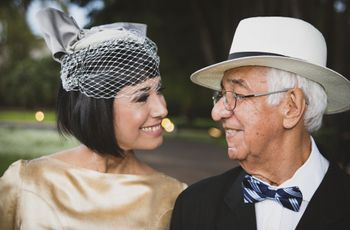 30 Músicas para a noiva dançar com o seu pai