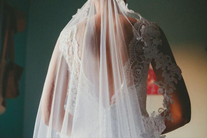 0b47ada78 40 Fotos com o véu para inspirar o seu ensaio