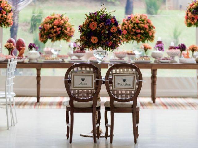 Sweetheart Table: mesa especial só para os noivos