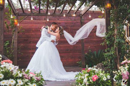 O significado do véu de noiva