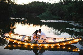 Os 5 pedidos de casamento mais emocionantes do youtube
