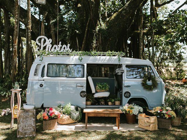 5 Ideias de photobooth para um casamento ao ar livre