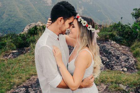 Casamento na montanha: a nova tendência do momento