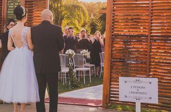 Quem leva a noiva ao altar?