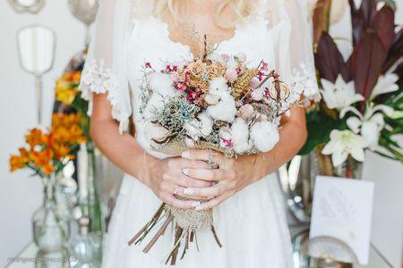 Buquê de noiva artificial: 40 ideias que te surpreenderão!