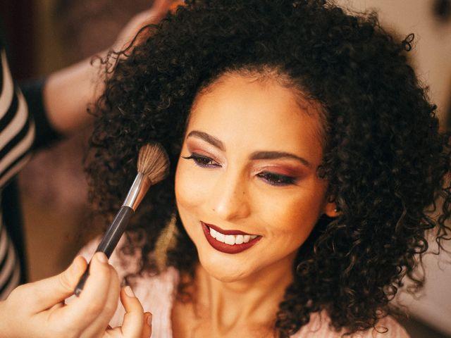 Dicas de maquiagem de noiva para pele negra