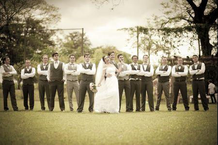 O que os padrinhos devem presentear aos noivos?