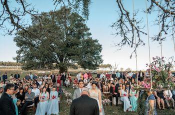 Casamentos ao ar livre: veja dicas do que vestir para não errar
