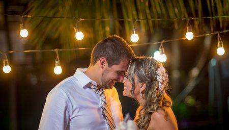 Ideas para iluminar e decorar seu casamento